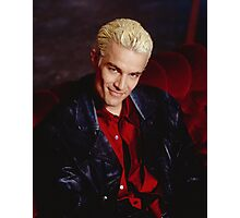 Spike Smirk Photographic Print