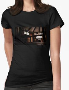Urbex Playhouse Womens Fitted T-Shirt