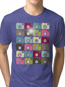 Camera Affair Tri-blend T-Shirt