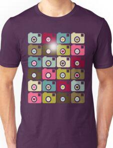 Camera Affair Unisex T-Shirt
