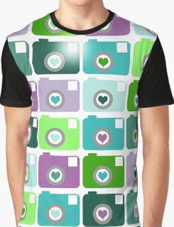 Camera Love Graphic T-Shirt