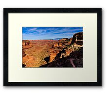 Canyonlands National Park Framed Print