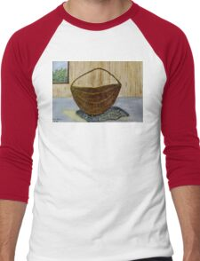Willow Basket  Men's Baseball ¾ T-Shirt