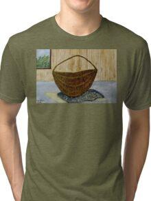 Willow Basket  Tri-blend T-Shirt