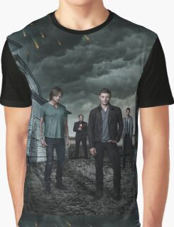 Supernatural s9 Graphic T-Shirt