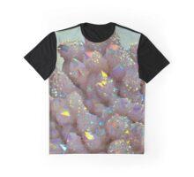 Angel Aura Spirit Cactus Quartz Graphic T-Shirt