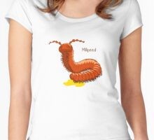 Millipede milli-peed Women's Fitted Scoop T-Shirt