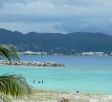 Montego Bay - Jamaica     ^ Sticker
