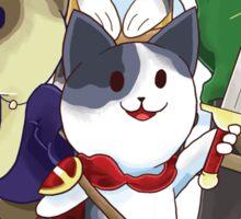 Fantasy Cats Sticker