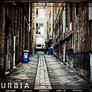 URBIA - Laneway by raevan