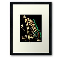 a Tribe Called Quest (The Low End Theory) Framed Print