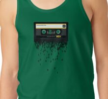 The death of the cassette tape. Tank Top