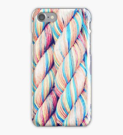 Rainbow Ropes iPhone Case/Skin
