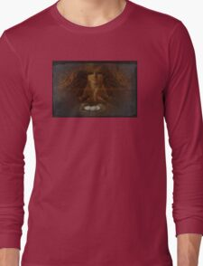 Keeper of the Crow Series (Birth) Long Sleeve T-Shirt