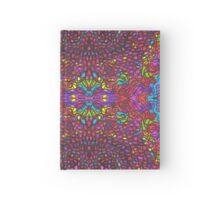 Color Play [Mirror Repeat] Hardcover Journal