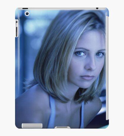 Buffy Blue iPad Case/Skin