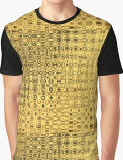 gold barock luxus baroque luxury noble Graphic T-Shirt