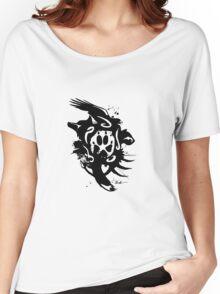 :: Tribal Fur :: Women's Relaxed Fit T-Shirt