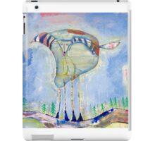 Sanderson's Goat iPad Case/Skin