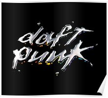 Daft Punk - Discovery Poster