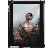 Popeye Looking For Olive iPad Case/Skin