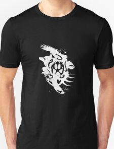 :: Tribal Fur White :: T-Shirt