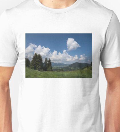 Heart in the Sky Unisex T-Shirt
