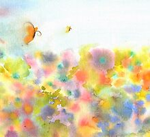 The Feeling of Spring by KeLu