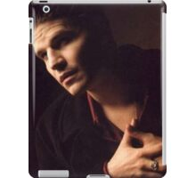 Angel hand on chest iPad Case/Skin