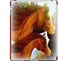 mare and pony iPad Case/Skin