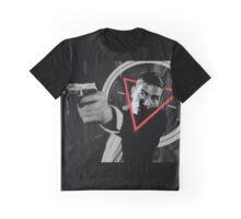 POI NOIR John Reese Graphic T-Shirt