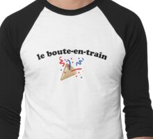 Le boute-en-train Men's Baseball ¾ T-Shirt