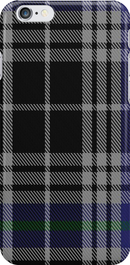 00791 Brittany National District Tartan  by Detnecs2013