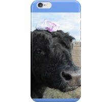 April Showers iPhone Case/Skin