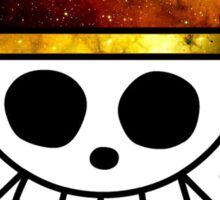 Galaxy Luffy's Flag Sticker