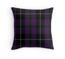 00800 West Coast WM 1106-2 Tartan  Throw Pillow