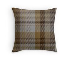00802 West Coast WM Tartan 1162  Throw Pillow
