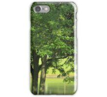 Green Is Beauty iPhone Case/Skin