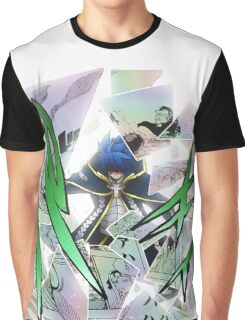 Shattered Graphic T-Shirt
