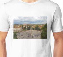Piazza del Popolo - Impressions of Rome Unisex T-Shirt