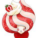 Doll faced dearies, Stella Strawberry cream parfait by Bantambb