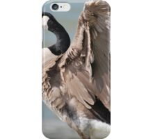 Canadian goose iPhone Case/Skin