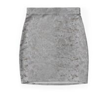 Ice Crystals Mini Skirt