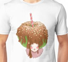 Doll faced dearies, Candice candy caramel apple Unisex T-Shirt