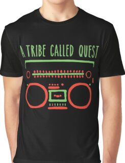 A Tribe Called Quest T-Shirt Graphic T-Shirt