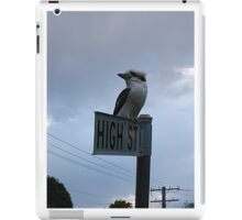 Kooka on High iPad Case/Skin