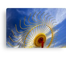 The Fork Canvas Print