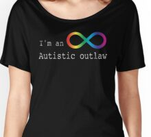 Autistic Outlaw Women's Relaxed Fit T-Shirt