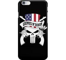 punisher G N' D iPhone Case/Skin