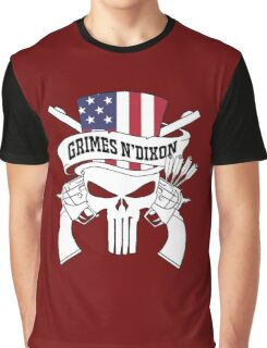 punisher G N' D Graphic T-Shirt